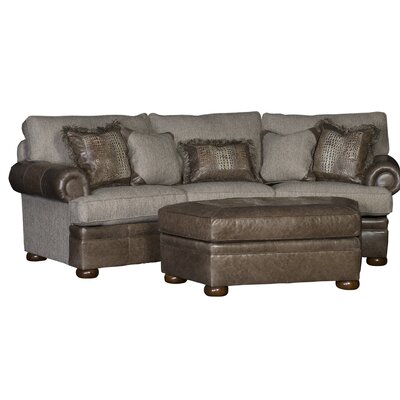Bedingfield Sofa Upholstery: Nine Bunker