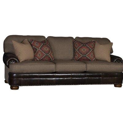 Huckstep Sofa Upholstery: Cardigan Cinnamon