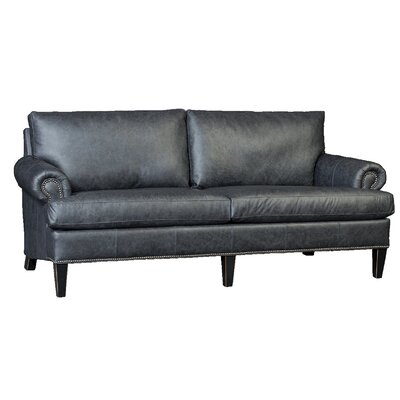 Citlali Sofa Upholstery: Omaha Night Sky, Finish: Espresso