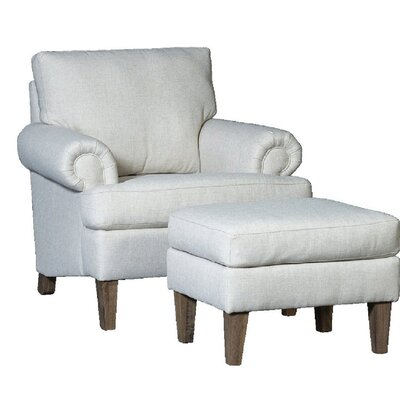 Citlali Chair and Ottoman