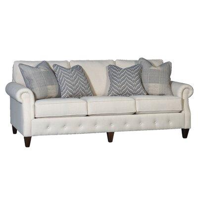 Citium Sofa Upholstery: Dixon Oatmeal, Finish: Driftwood
