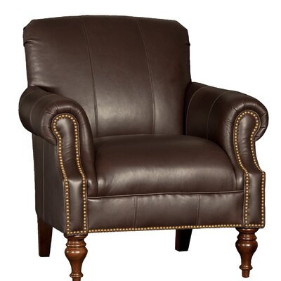 Crutchfield Club Chair Upholstery: Edinburg Loft