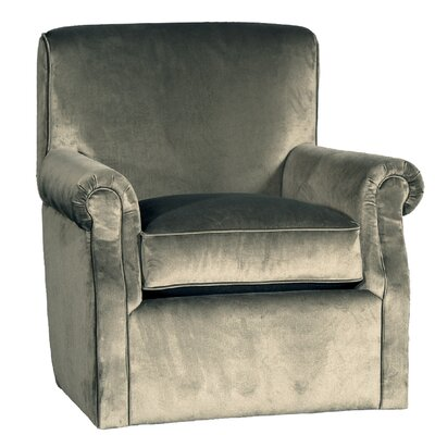 Crumrine Swivel Club Chair