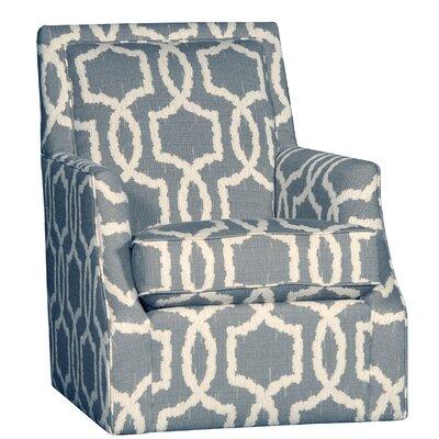 Cruse Swivel Club Chair
