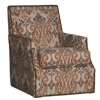 Cruse Swivel Club Chair