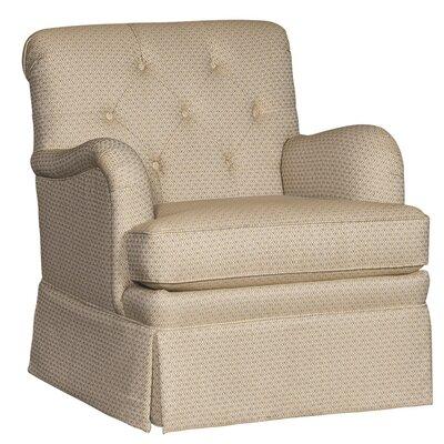 Pisano Club Chair Upholstery: Verlee Greige Polka Dot