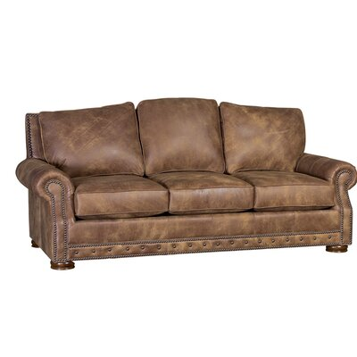 Bedell Sofa Upholstery: Satllone Rawhide