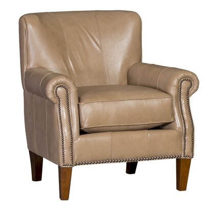 Crutcher Club Chair Upholstery: Revelation Malt