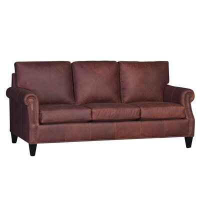 Cuevas Sofa Upholstery: Market Ox blood