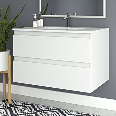 Kizzie 36 Single Bathroom Vanity
