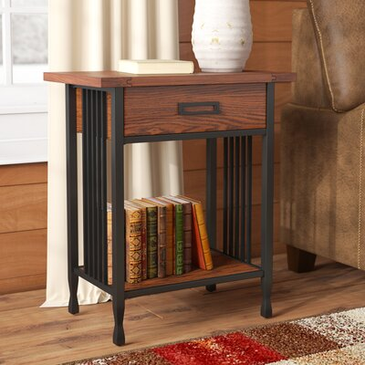 Clearsky 1 Drawer Nightstand