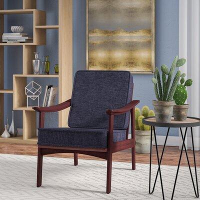 Shutesbury Armchair Upholstery: Quarry Gray