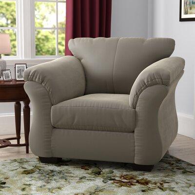 Huntsville Armchair Upholstery: Cobblestone
