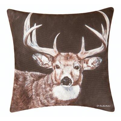 Nuno Buck Indoor/Outdoor Throw Pillow