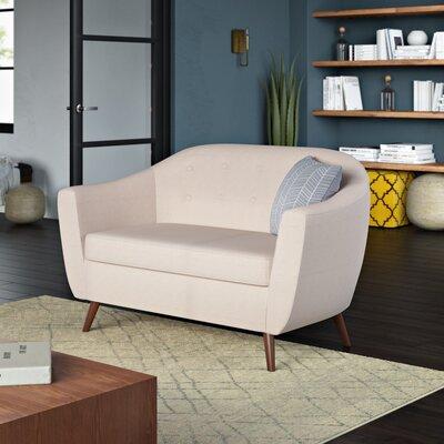 Burdekin Settee Upholstery: Beige