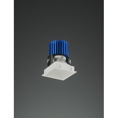3 Square LED Recessed Housing Track Head Bulb: ELV/Triac