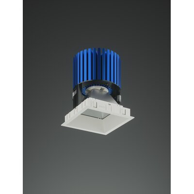 4 Square LED Recessed Housing Track Head Bulb: DIM10