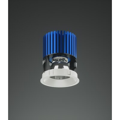 4 Square LED Recessed Housing Track Head Bulb: ELV/Triac