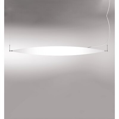 Iser 1-Light LED Design Pendant