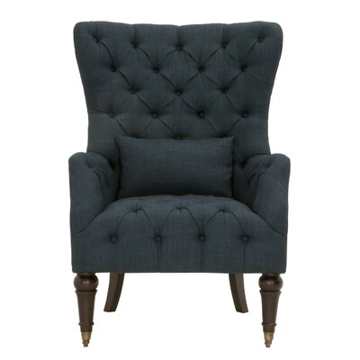 Crump Wingback Chair