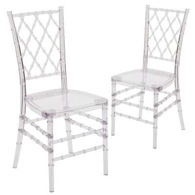 Larra Crystal Dining Chair