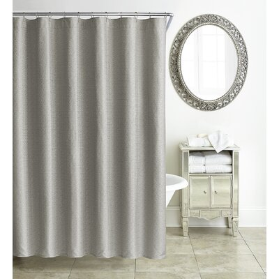 Tory Shower Curtain Color: Gray