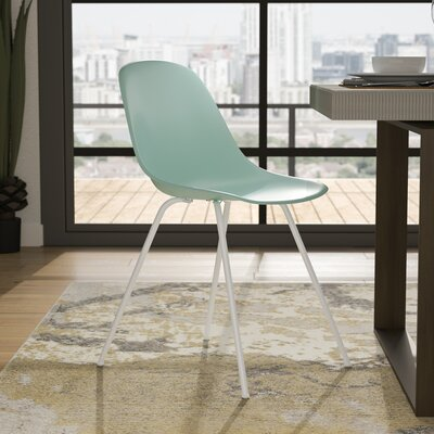 Costales Dining Chair Color: Surfin