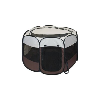 36 Octagon Playpen Puppy Exercise Kennel Pet Pen