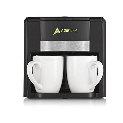 2 Cup BFF Coffee Maker 800-02-BLK