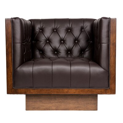 Cosmo Swivel Club Chair