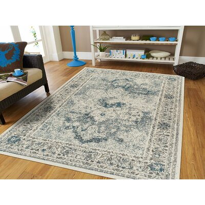 Keese Wool Beige Indoor/Outdoor Area Rug Rug Size: Rectangle 8 x 11