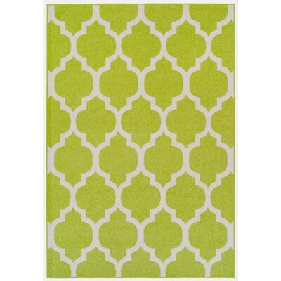 Daley Wool Green Indoor/Outdoor Area Rug Rug Size: Rectangle 2 x 3