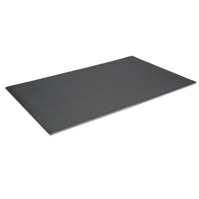 Jusino Ribbed Vinyl Doormat