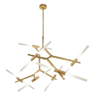 Feingold LED Sputnik Chandelier