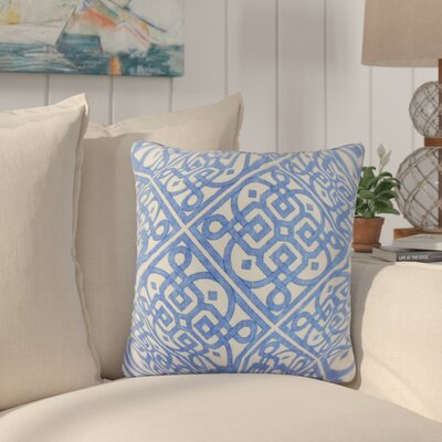 Varela Modern Geometric Cotton Throw Pillow