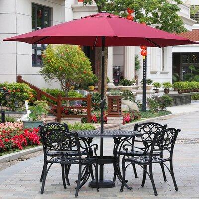 Hattaway 9' Market Umbrella E8D7321C304543299436AE3E509F6CC0
