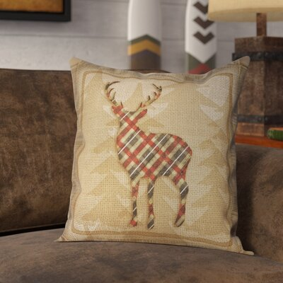 Jamari Mildew Proof Outdoor Throw Pillow Size: 18 x 18