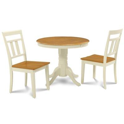 Dahlquist 3 Piece Dining Set