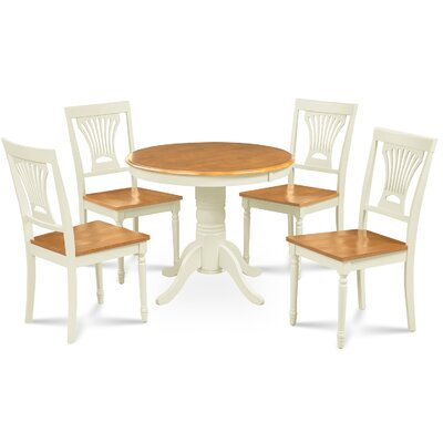 Dahlke 5 Piece Dining Set