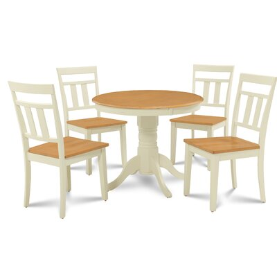 Dahlquist 5 Piece Dining Set