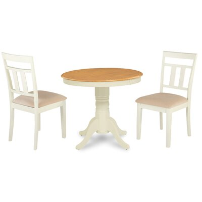 Dahlquist 3 Piece Dining Set