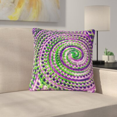Sylvia Cook Inspiration Outdoor Throw Pillow Size: 18 H x 18 W x 5 D