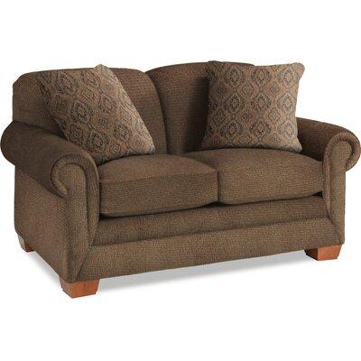 MacKenzie Premier Loveseat Upholstery: Brindle