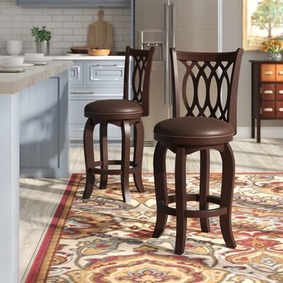 Isaac 27 Swivel Bar Stool