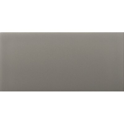 Choice 3 x 6 Ceramic Subway Tile in Glossy Taupe