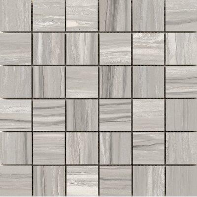 Ciudad 2 x 2 Ceramic Mosaic Tile in Taupe