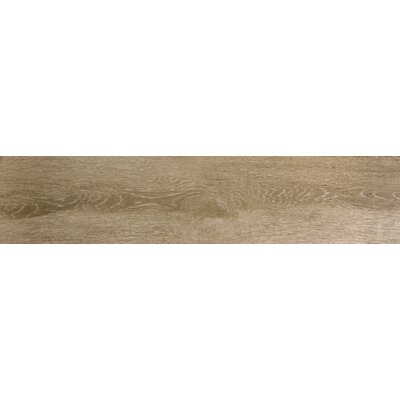 Angeles 9 x 47 Porcelain Wood Look Tile in Crest