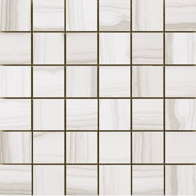 Archive 2 x 2 Porcelain Mosaic Tile in Memoir