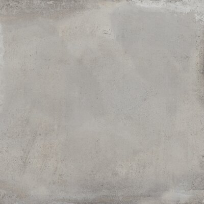 Borigni 35 x 35 Porcelain Field Tile in Gray