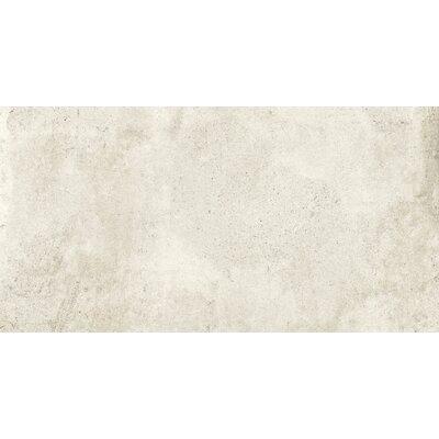 Borigni 18 x 35 Porcelain Field Tile in White